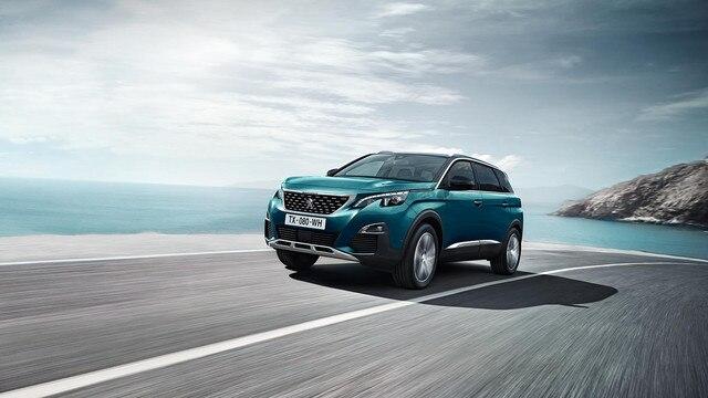 Peugeot 5008 SUV: Onberispelijke wegligging