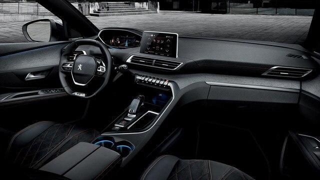 Peugeot 3008 SUV GT - i-Cockpit®