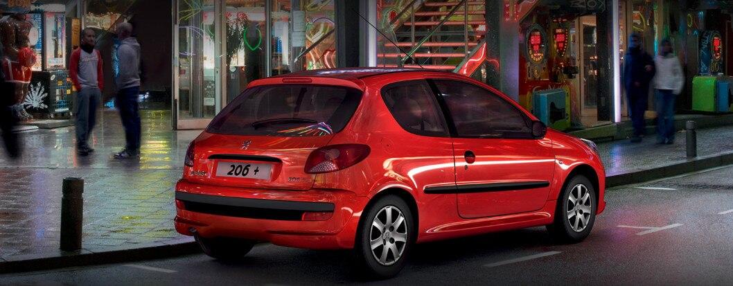 Historie Peugeot modellen