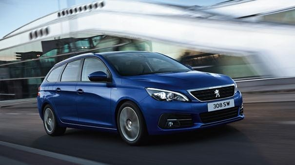 Peugeot 308 SW - Private Lease
