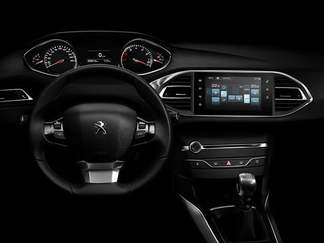 peugeot i cockpit ongekend ergonomisch rijden. Black Bedroom Furniture Sets. Home Design Ideas