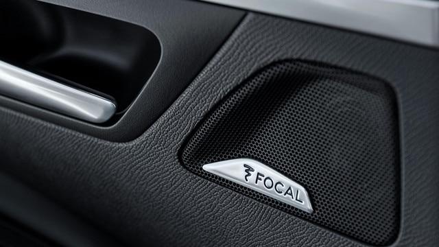 Peugeot 5008 SUV - Hi-Fi FOCAL®-Geluidsinstallatie
