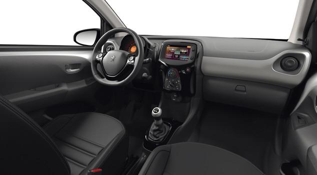 Peugeot 108 - bekleding