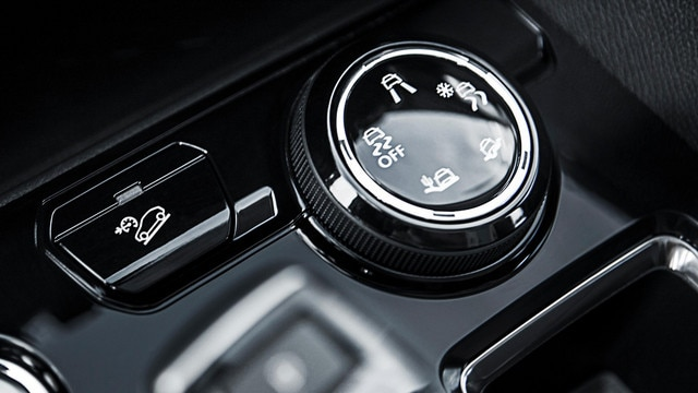 Peugeot 5008 SUV - Advanced Grip Control