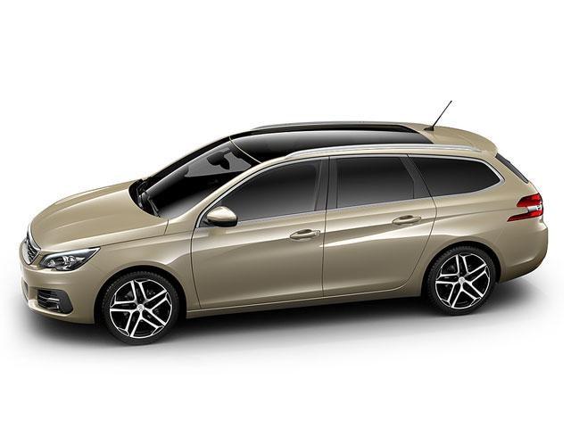 Peugeot 308 SW Blue Lease Premium