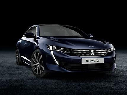 Nieuwe Peugeot 508