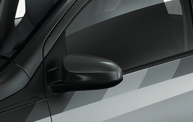 Peugeot 108 - buitenspiegel