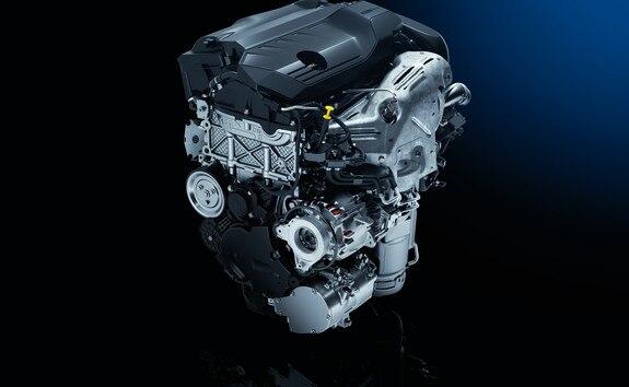 Nieuwe Peugeot 508 SW - HYbride Motoren