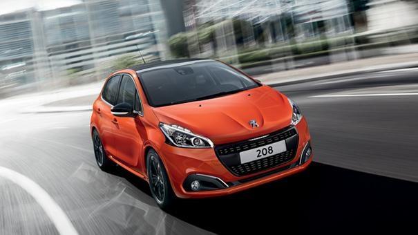 Peugeot 208 - Tijdelijk extra Private Lease voordeel