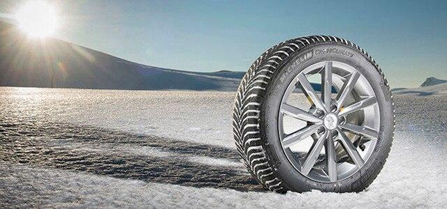 Peugeot - Michelin CrossClimate banden