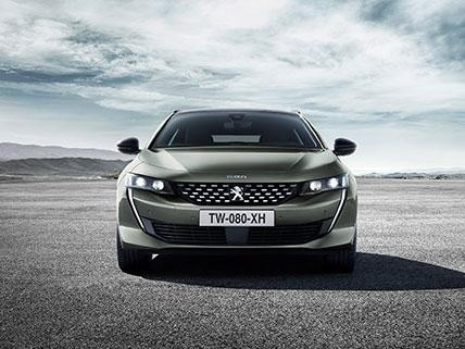 Peugeot 508SW First Editon