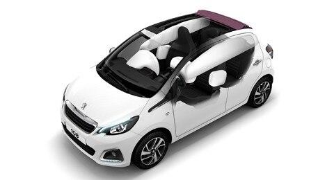 Peugeot 108 - Airbags
