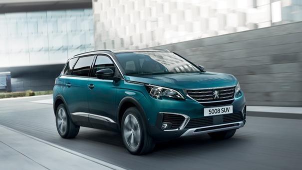 Peugeot 5008 SUV - Tijdelijk extra Private Lease voordeel