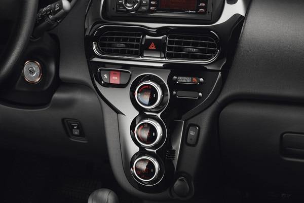 Peugeot iOn - elektrische airconditioning