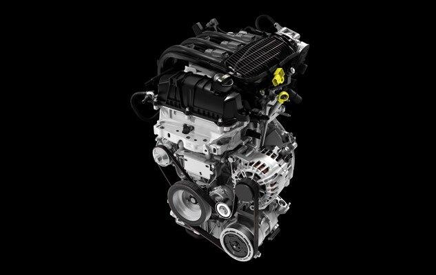 Peugeot 108 - PureTech 1.2 VTi 82-motor