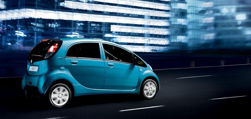 Peugeot iOn - mobiliteitsaanbod