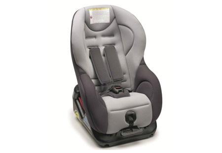 Peugeot iOn - kinderzitjes