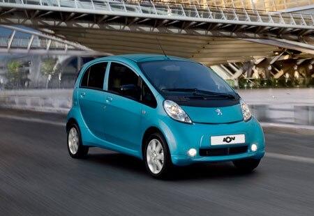 Peugeot iOn - remsysteem met ABS