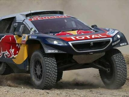 Overwinning op de Silk Way Rally 2016