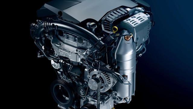 De nieuwe Peugeot 308 SW – De nieuwe PureTech 130 S&S-benzinemotor