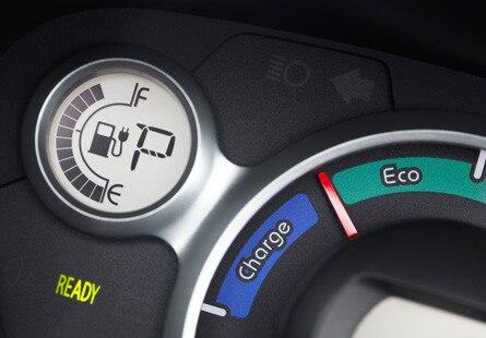 Peugeot iOn - CO2-uitstoot