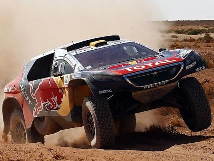 De overwinningen van Peugeot