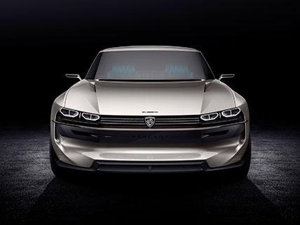 Brussel Motor Show 2019 -Peugeot e-Legend Concept
