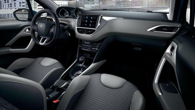 Peugeot 2008 SUV - interieur - PEUGEOT i-Cockpit®
