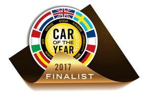 Car of the year 2017 Finalist
