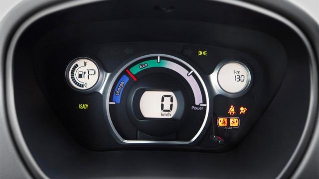 Peugeot iOn - exploitatiekosten