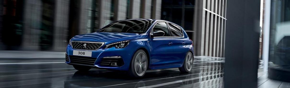 Peugeot 308 - Services en Accesoires