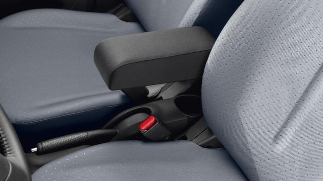Peugeot iOn - binnenruimte