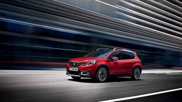Peugeot 2008 SUV - compacte SUV