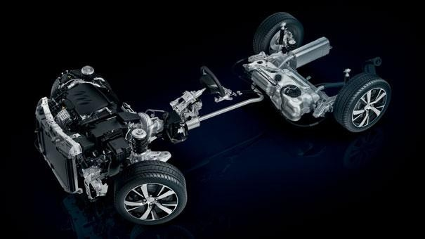 Peugeot 2008 SUV - hightech