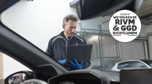 Peugeot Services & Accessoires - Zomercheck - Grondige Reiniging