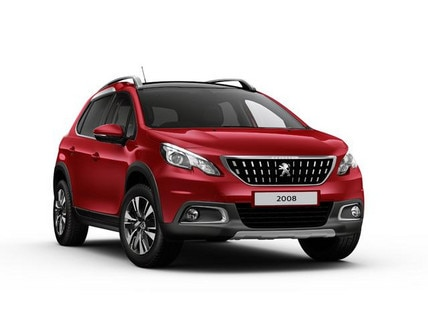 Peugeot 2008 SUV Pack Connect