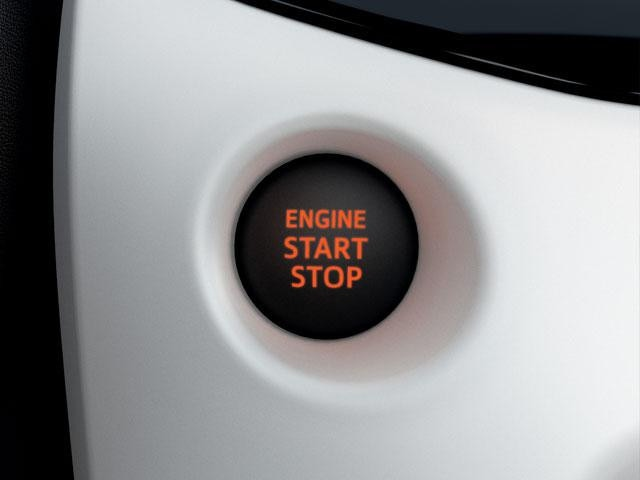 Peugeot 108 Allure - Keyless Entry & Start