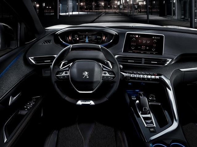 Peugeot 5008 SUV GT Line - Peugeot i-Cockpit®