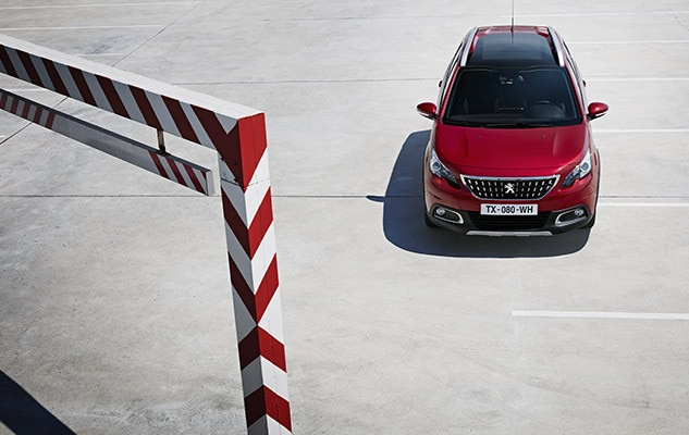 Peugeot 2008 SUV - Stop & Start-systeem