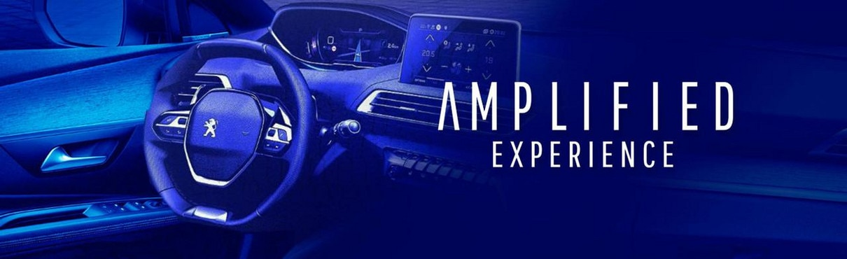 Peugeot Amplified Experience - Virtual Reality