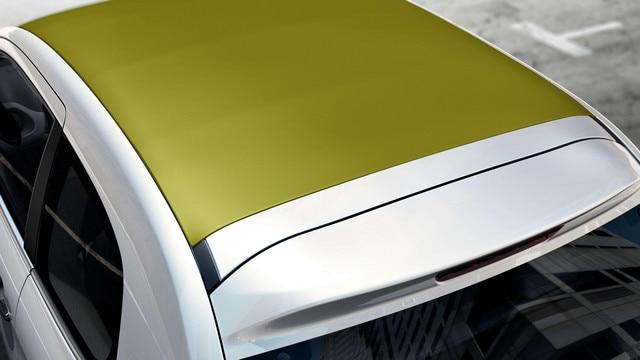Peugeot 108 TOP! - Personalisatie - Green Fizz dak