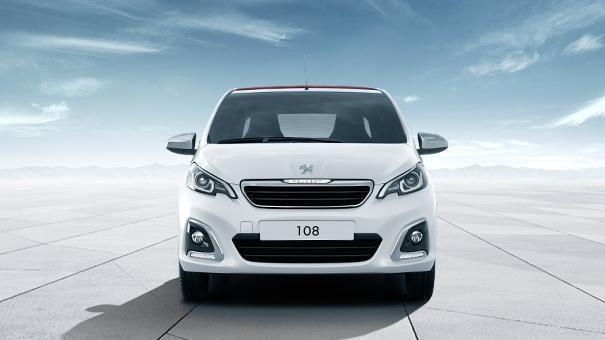 Peugeot Winter Drive - Peugeot 108