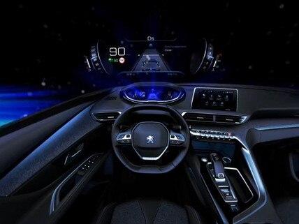 Peugeot  - Virtual Reality - i-Cockpit