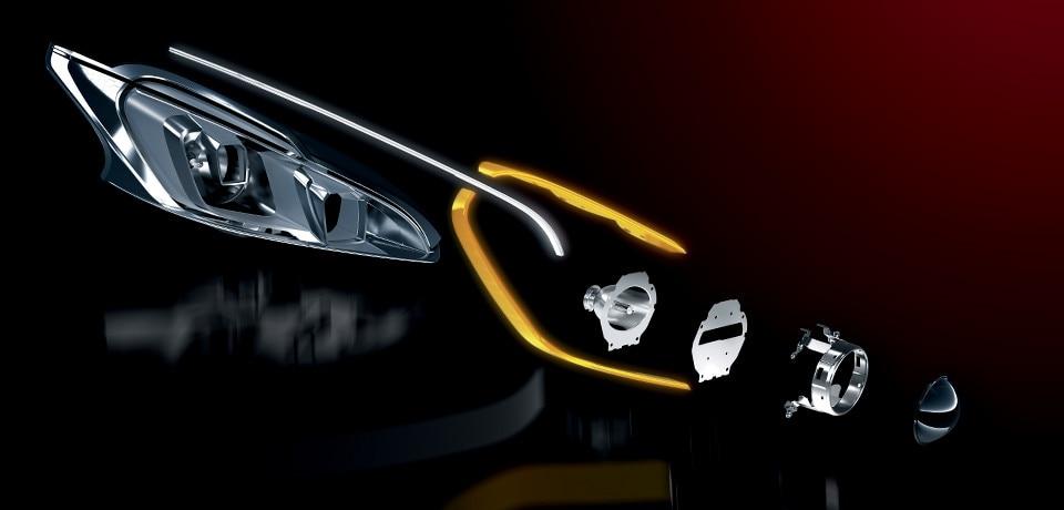 Peugeot 208 GTi - LED koplampen