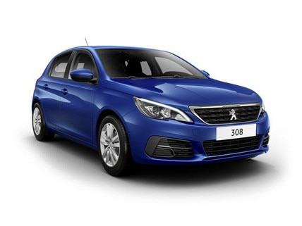 Peugeot 308 Blue Lease Executive