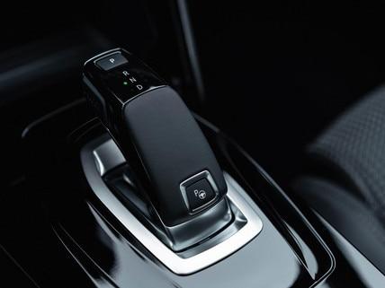 Nieuwe Peugeot 208 - Nieuwe automatische transmissie EAT8