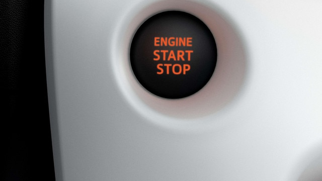 Peugeot 108 - Keyless Entry and Start-systeem
