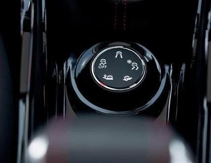 Peugeot 2008 SUV - Grip Control®