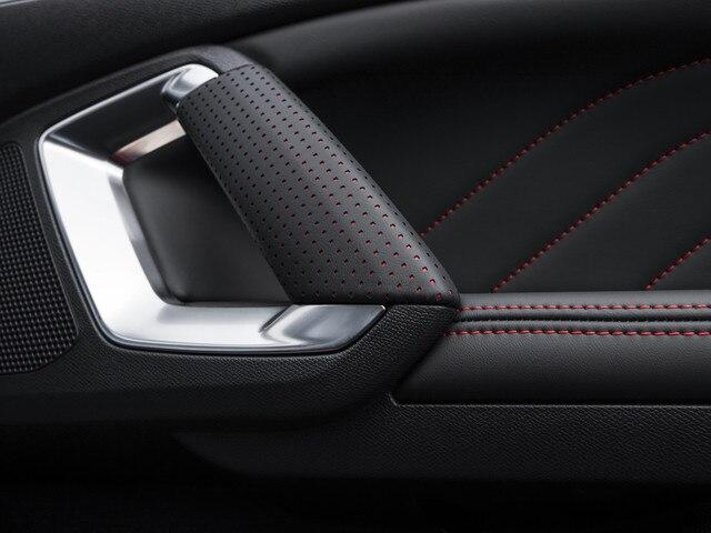 De nieuwe Peugeot 308 GTi by Peugeot Sport: interieurafwerking