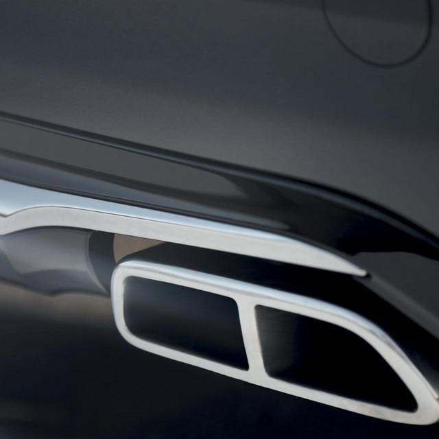 Peugeot 208 GTi - uitlaatsierstuk